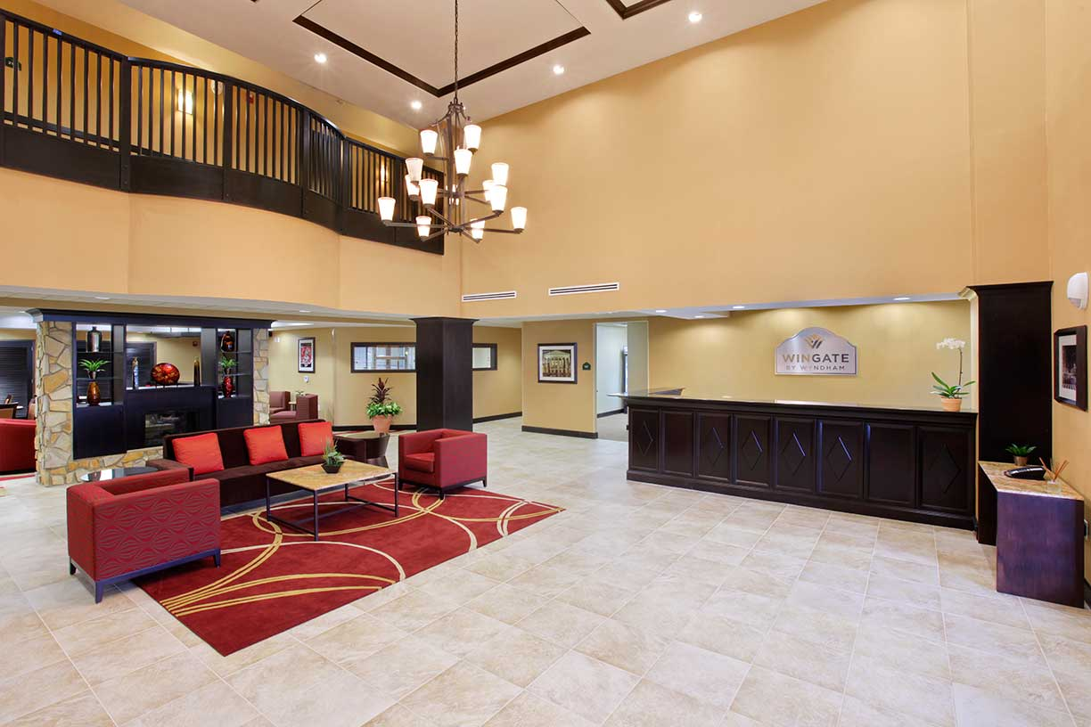 Wingate by wyndham raleigh nc innovative design for The wingate